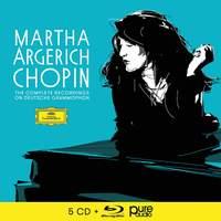 Martha Argerich: The Complete Chopin Recordings on Deutsche Grammophon