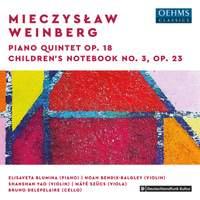 Weinberg: Piano Quintet Op. 18