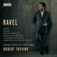 Ravel: Bolero, La Valse, Rapsodie espagnole, Alborada del gracioso & Pavane