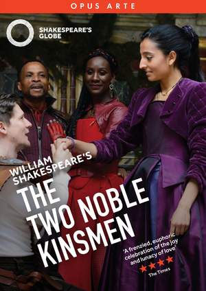 William Shakespeare's Two Noble Kinsmen Product Image