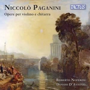 Paganini: Opere per violino e chitarra