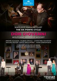 Mozart: Don Giovanni (DVD)