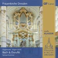 Organ Music By Bach & Durufle