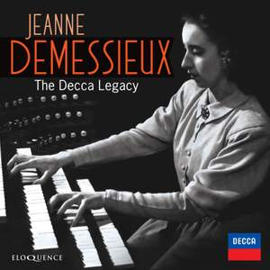 Jeanne Demessieux - the Decca Legacy Product Image