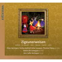 Zigeunerweisen: Bartok/ Ravel/ Dopper/ de Sarasate