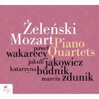 Zalenski & Mozart: Piano Quartets