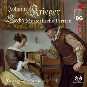 Johann Krieger: Sechs Musicalische Partien