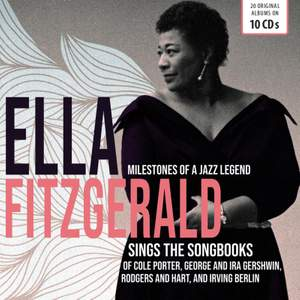Ella Sings the Songbooks Of... Product Image