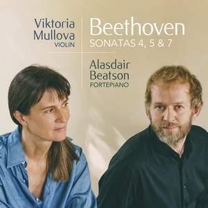 Beethoven: Violin Sonatas Nos. 4, 5 & 7 Product Image