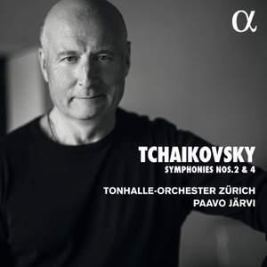 Tchaikovsky: Symphonies Nos. 2 & 4