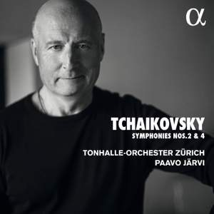 Tchaikovsky: Symphonies Nos. 2 & 4 Product Image