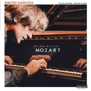 Ah! Vous dirai-je... Mozart Product Image