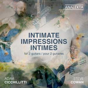 Impressions Intimes pour 2 Guitares