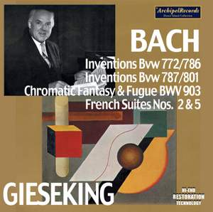 J.S. Bach: Piano Works (2021 Remastered Version)