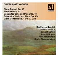 Shostakovich: Works