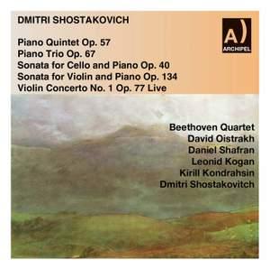 Shostakovich: Works Product Image