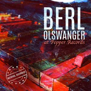 Berl Olswanger at Pepper Records Product Image