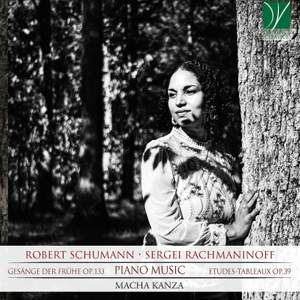 Schumann, Rachmaninoff: Piano Music
