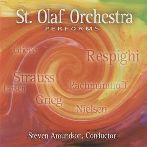 Respighi, R. Strauss, Grieg & Others: Orchestral Works (Live)
