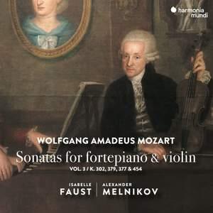 Mozart: Sonatas For Fortepiano & Violin, Vol. 3 Product Image