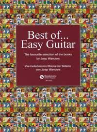 Joep Wanders: Best of Easy Guitar