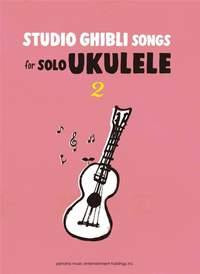 Studio Ghibli Songs for Solo Ukulele Vol.2/English