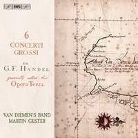 Handel: Six Concerti Grossi Op. 3