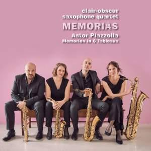 Memorias, Astor Piazzolla Memories in 6 Tableaux