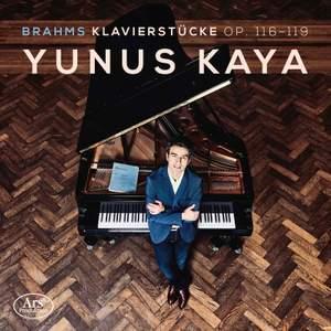 Brahms: Klavierstücke, Opp. 116-119 Product Image