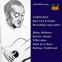 Milán, Molinaro, Barrios & Others: Guitar Works (Live)
