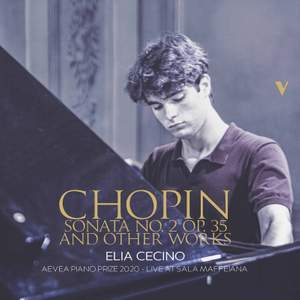 Chopin: Piano Sonata No. 2 in B Minor, Op. 35 & Other Works (Live)