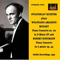 Mozart & R. Schumann: Piano Concertos