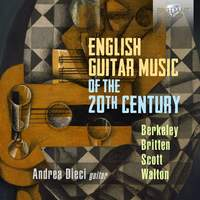 English Guitar Music of the 20th Century