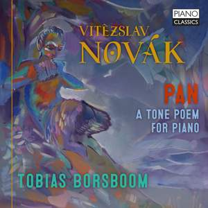 Novak: Pan - a Tone Poem for Piano Product Image