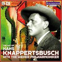 The Art of Hans Knappertsbusch with the Wiener Philharmoniker