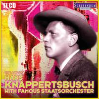 The Art of Hans Knappertsbusch with famous Staatsorchester