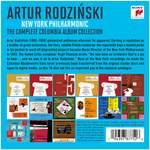 Artur Rodzinski - New York Philharmonic - The Complete Columbia Album Collection Product Image
