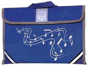 Montford Music Carrier Blue