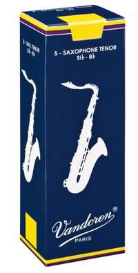 Vandoren Tenor Sax Reeds 2 Traditional (5 BOX)