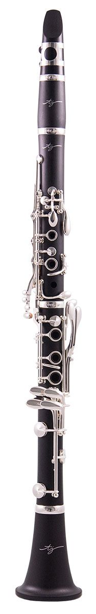 Trevor James Series 5 Clarinet Outfit - Silver Plated Keys