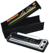 Lee Oskar Harmonica Major Diatonic Low D