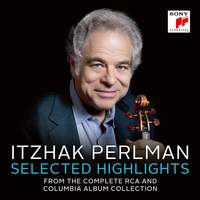 Itzhak Perlman - Selected Highlights from The Complete RCA and Columbia Album Collection