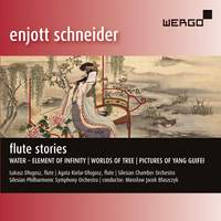 Enjott Schneider: Flute Stories