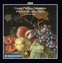 Telemann: Concerti da Camera Vol. 2