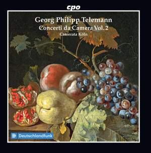 Telemann: Concerti da Camera Vol. 2 Product Image