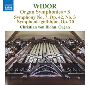 Widor: Organ Symphonies Vol. 3