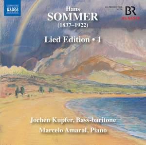 Hans Sommer: Lied Edition, Vol. 1