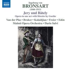Ingeborg von Bronsart: Jery und Bätely Product Image