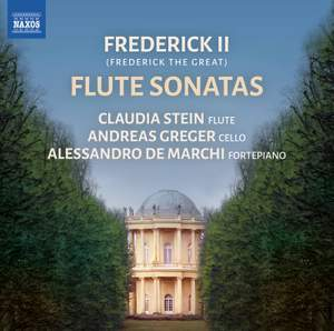 Frederick II: Flute Sonatas Product Image