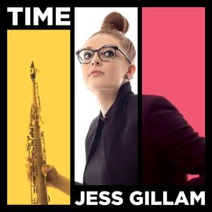 Jess Gillam - Time - Vinyl Edition